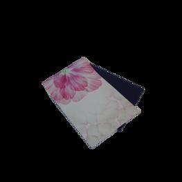 DIY数码打印瑜伽垫PVC荷花样式